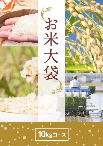 お米大袋 10kgコース