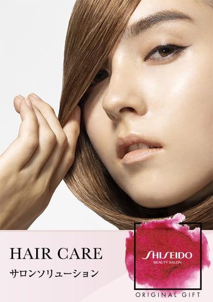資生堂 HAIR CARE(70分)