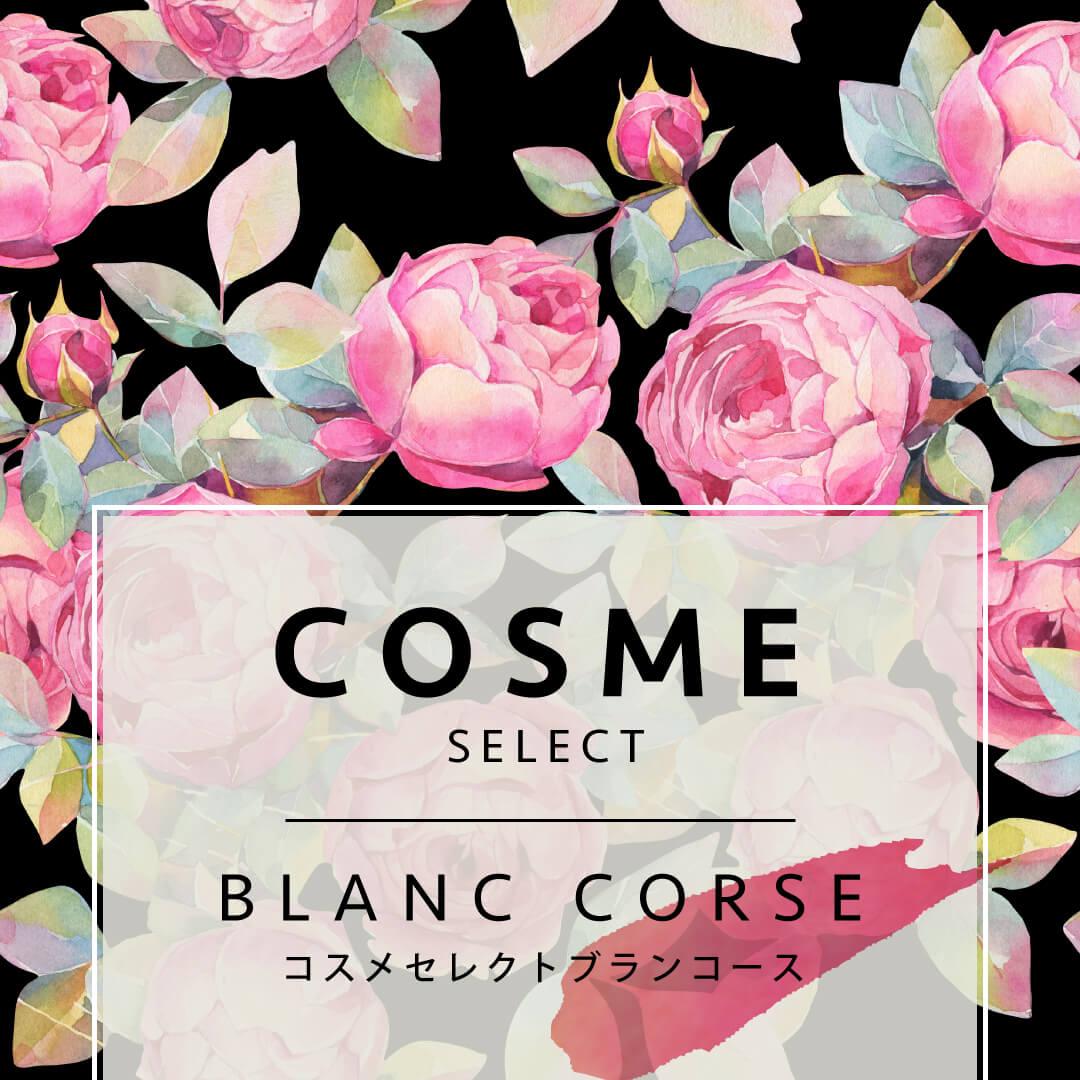 コスメセレクト Blanc(ブラン)コース