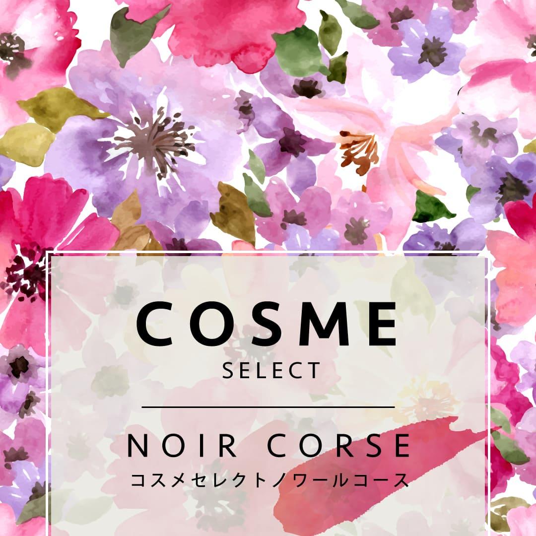 コスメセレクト Noir(ノワール)コース