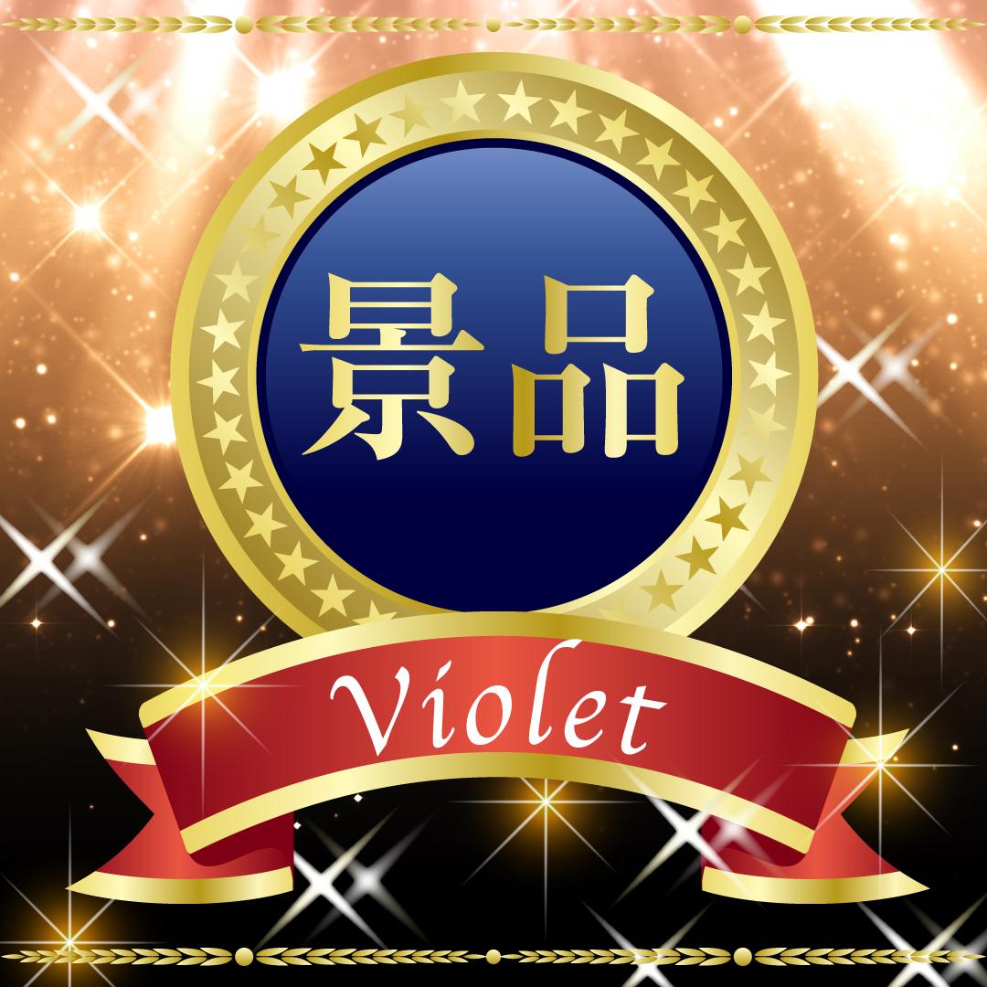 プレゼントにぴったり!小物・雑貨 Violet(ヴァイオレット)コース