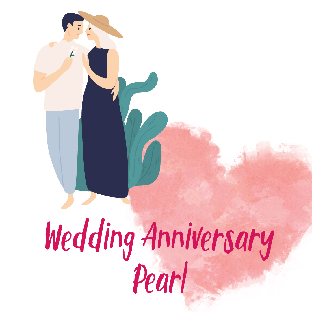 Wedding Anniversary Pearl(パール)コース