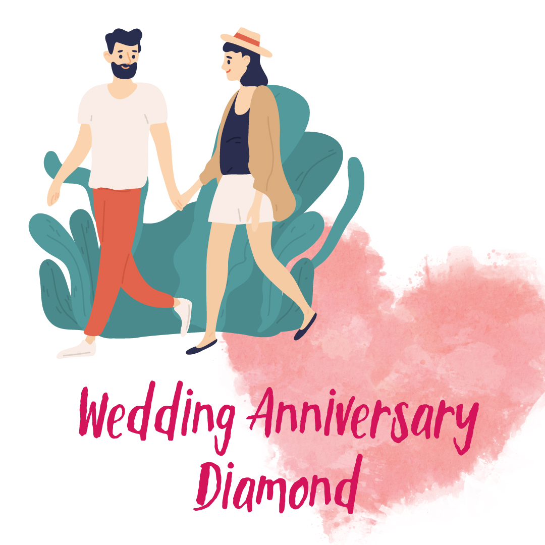 Wedding Anniversary Diamond(ダイヤモンド)コース