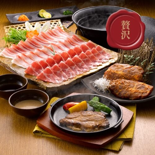 贅沢お肉セレクト 5000円コース