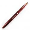 【熊野筆 KIHITSU】携帯リップブラシ(赤)