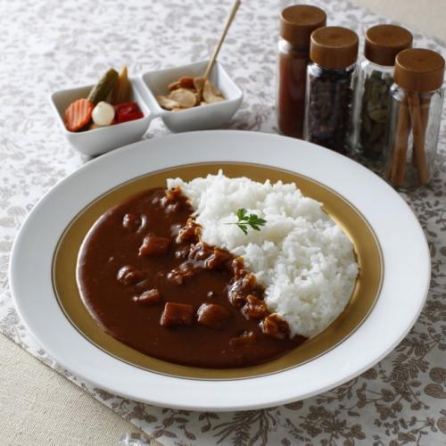 日本ハム レストラン仕様カレー中辛 24食