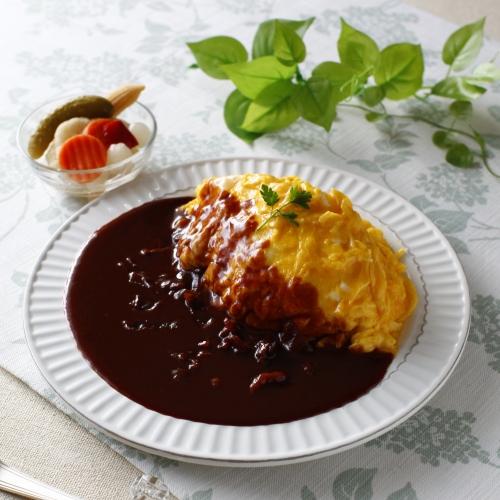 日本ハム レストラン仕様カレー中辛・ハヤシ 各12食
