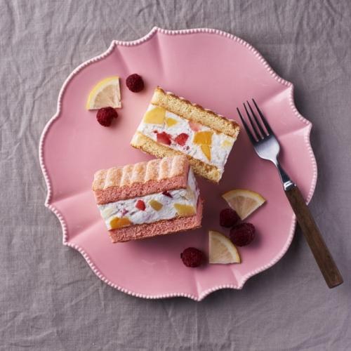 アマンド フローズンフルーツケーキ 4個