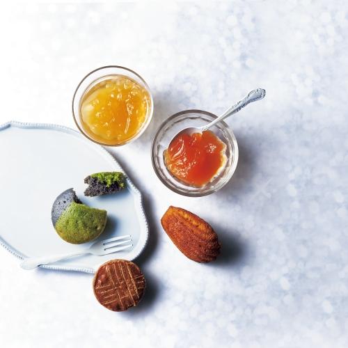 ポタジエ ゼリー&焼菓子詰合せA