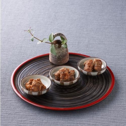 秋田いなふく米菓 ぬれおかき3袋