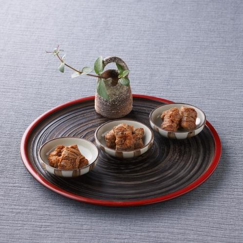 秋田いなふく米菓 ぬれおかき 5袋