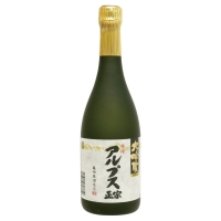 亀田屋酒造 秀峰アルプス正宗 大吟醸 720ml
