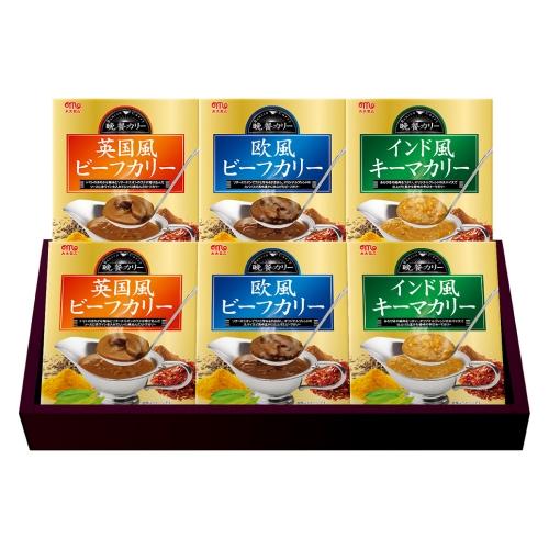 丸大食品 晩餐カリーギフト SC-30