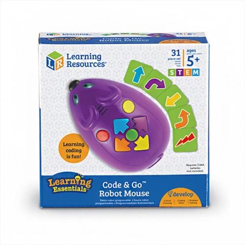 プログラミング学習ロボット「Code&Goロボットマウス」