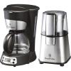 ラッセルホブス5カップコーヒーメーカー&コーヒーグラインダー