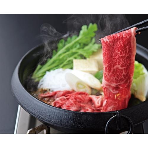 蔵王牛すき焼