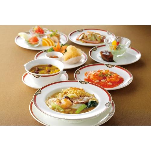 ホテルオークラ札幌 中国料理「桃花林」 ランチコース 1名様