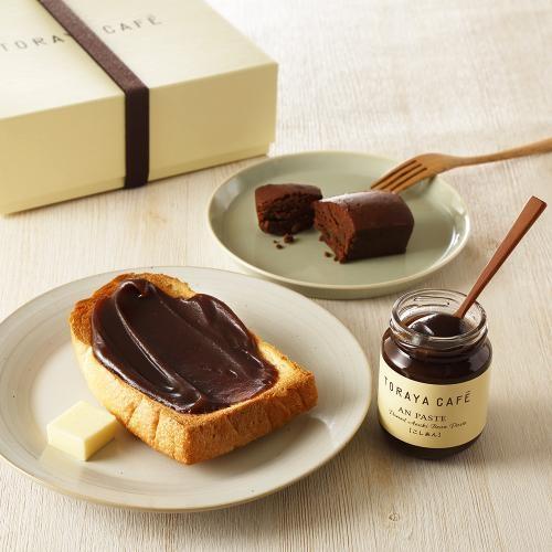 【TORAYA CAFE】焼菓子・あんペースト詰合せ S6号
