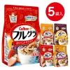 【カルビー】フルグラ® 4つのフレーバー食べ比べBOX(計5袋)