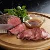 北海道産「牛・塩」鉄板焼きローストビーフ