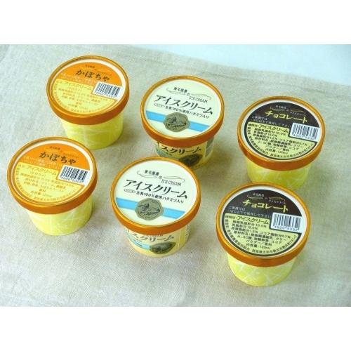 東毛酪農アイスクリーム 6個セット