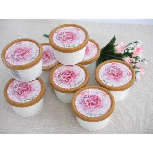 バラのアイスクリーム 12個セット