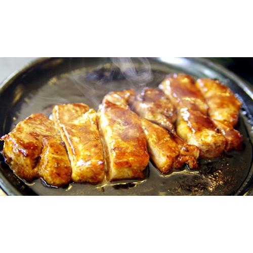 栃木産三元もち豚ロース味噌漬け(120g×8枚)