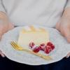 「Varstik」 スフレチーズケーキ