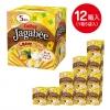 【カルビー】Jagabee しあわせバター 12箱(1箱5袋入り)