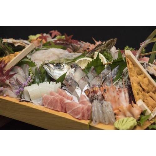 大分県産の活き〆天然鮮魚ボックス