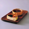 バスクチーズケーキセット