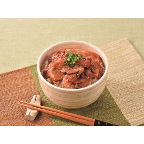 北海道産 鶏丼の具(生姜醤油味)8食セット
