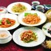 上海料理 状元樓 白木蓮コース 2名様
