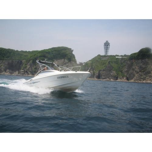 湘南ライセンス 貸切クルージング 江ノ島半周コース