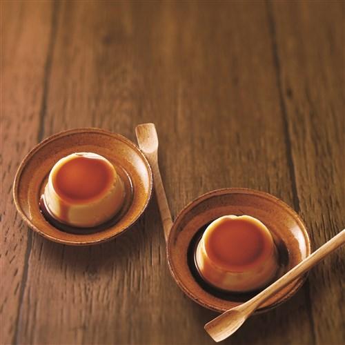 秋川牧園の卵でつくった たまご村プリン5