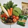 地物野菜&地元のお米・みそセット