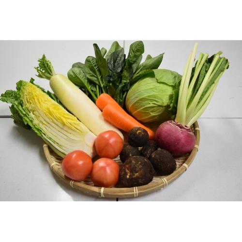 地物!季節の野菜セット