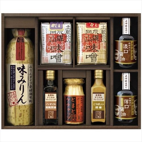 美食ファクトリー味道楽 調味料詰合せ RJI-50