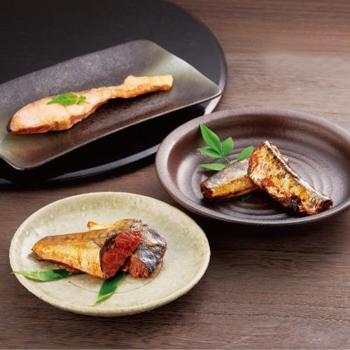 「活黒」煮魚・焼魚個食パック詰合せ