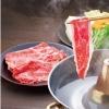 氷温熟成神戸牛リブロースすきしゃぶ用400g