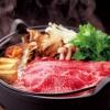「米沢牛黄木」米沢牛すき焼