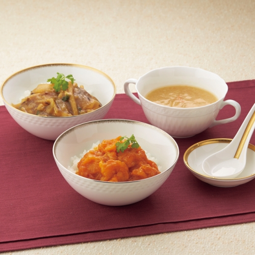 「大龍」中華ミニ丼バラエティー