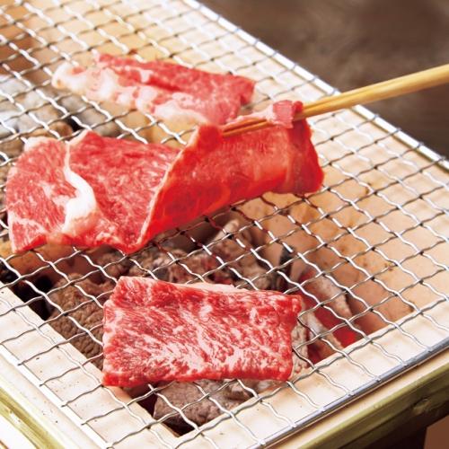 「米澤佐藤畜産」米沢牛焼肉詰合せ