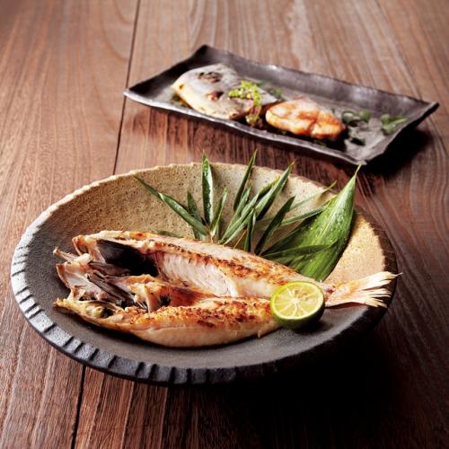 佐賀「昭徳」天日干し干物と漬け魚詰合せ