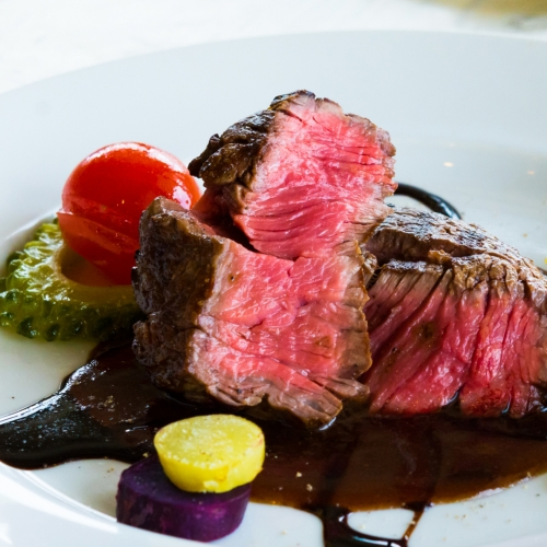 神戸牛ももステーキ用