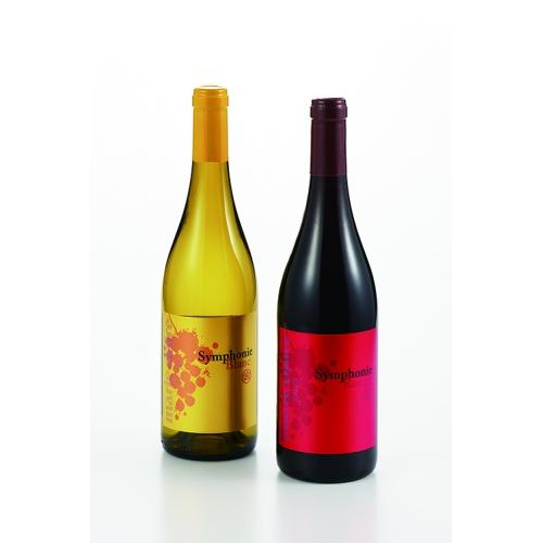 マリ・クレール シンフォニー・ワイン2本セット(簡易BOX仕様)
