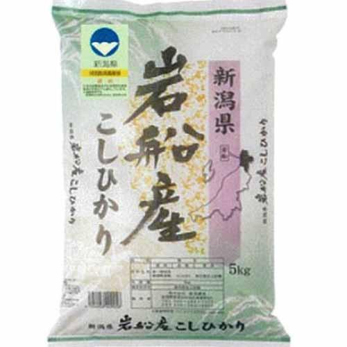 新潟県認証特別栽培米 岩船産コシヒカリ