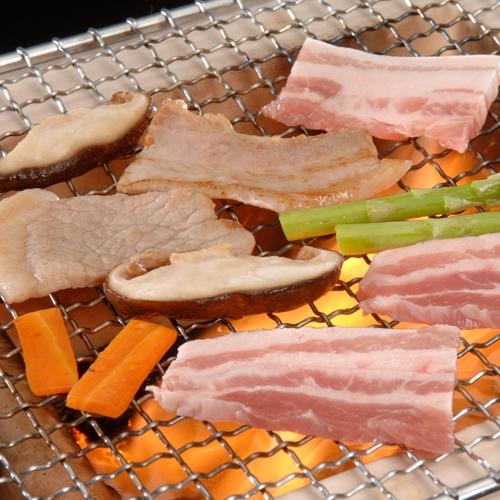 信州くりん豚焼肉
