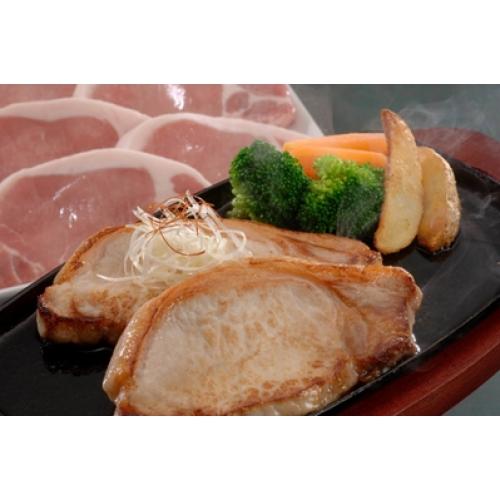 <中部>長野 信州オレイン豚ロースステーキ