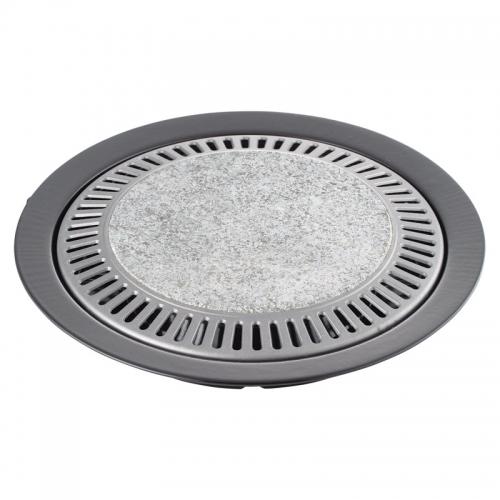 〈味覚探訪〉 天然石焼肉プレート33cm